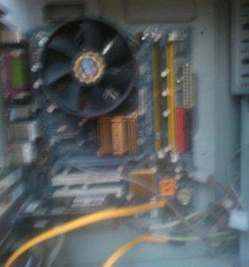 Видеокарта GeForce7600GS 256mb