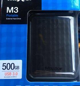 USB 3.0 HDD Maxtor 500Gb