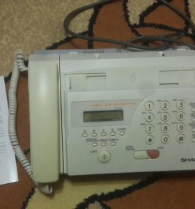 Факс Sharp