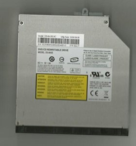 dvd/cd rewritable drive ds-8a3s