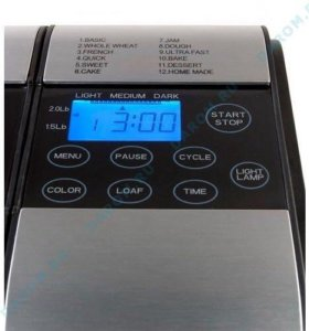 Хлебопечь Bork-x500