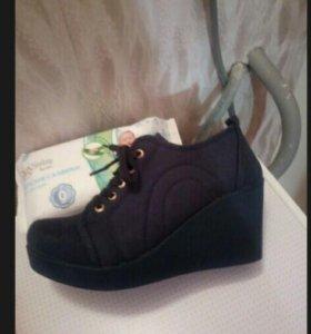 Жен ботинки