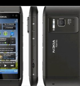 Смартфон NOKIA N8