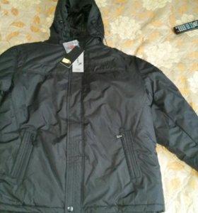 Куртка зимняя новая Stalgert