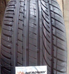 Шиномонтаж +245/45/18 HU901 новые летние шины