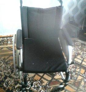 Новая инвалидная коляска,огроничение до 150кг