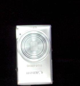 Canon Ixus 220HS