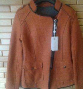 Куртки коженые,пальто  Турция размры 42-48