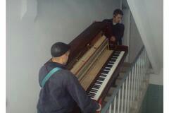 Перевозка-переноска пианино