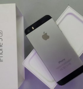 Iphone 5s 32GB Silver б/у
