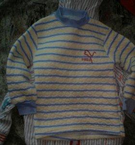 Детская курточка весенняя