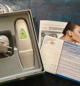 Ультразвуковой прибор для ухода за кожей