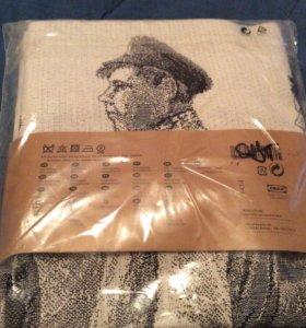 Чехол на декоративную подушку икеа