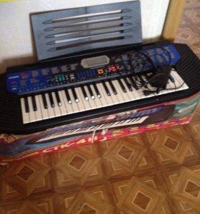 Синтезатор Сasio CTK 411