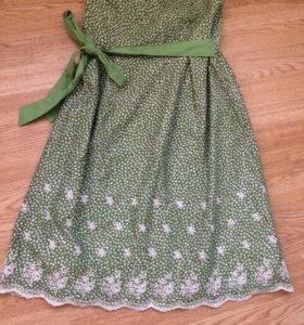 Платье/сарафан летнее ,размер М