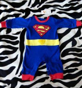 Новый детский костюм, 80 размера