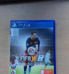 FIFA 16 на пс4