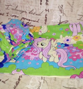 Постельное белье, бортики, одеяла