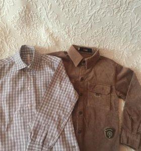 рубашки , 110-116 размер