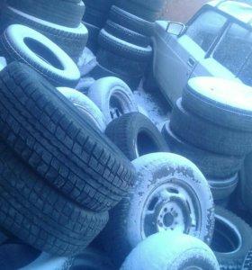 Шины диски колеса  R14