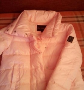 Куртка весна-осень, теплая