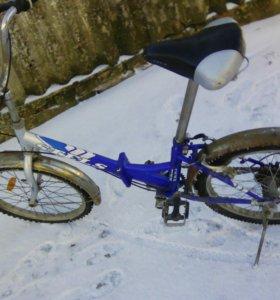 Велосипед. 5 скоростной!