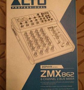 Микшерный пульт alto ZMX862 (новый)