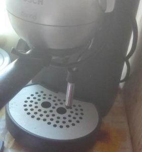 Кофеварка Busch barino