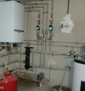 Отопление Водопровод Канализация