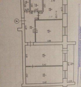 Продаю Квартиру 3х комнатная