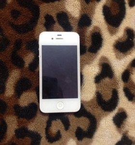 Продам 2 iPhone 4 s