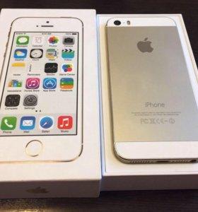 Apple iPhone 5S 16Gb Gold обмен на iPhone 6.