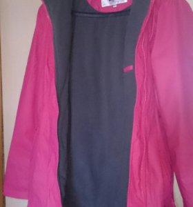 Новая куртка демисезонная 48-50