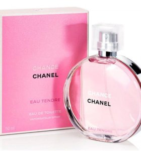 Chance Eau Tendre Chanel, 100 мл.