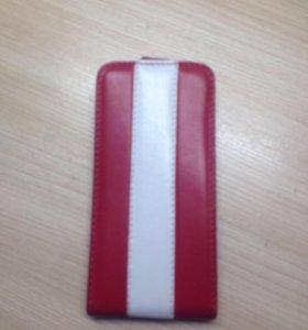 Чехол раскладушка на айфон 5 и 5s