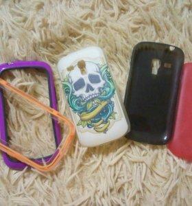 Бампера на смартфон Samsung Galaxy SIII mini