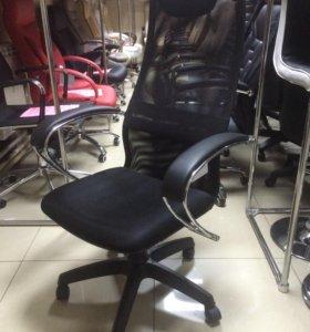 Офисное кресло Лайт черное