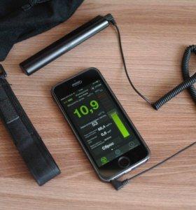 Измерение уровня радиации
