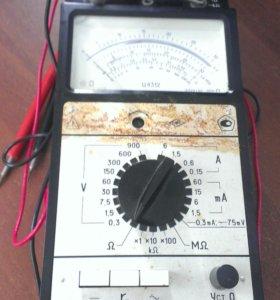 Комбинированный измерительный прибор Ц4312 (1979г)