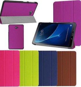 Кожаный Smart Case для Galaxy Tab A 10.1 (T580)