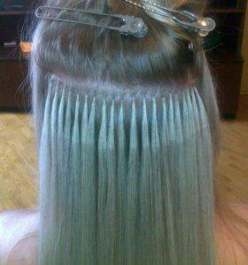 Наращивание волос, михенди.