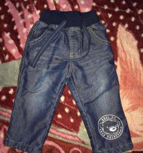 Костюмы и джинсы