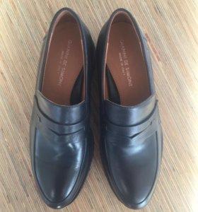 Ботинки (лоферы) 37-38