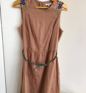 Платье женское ( натуральный лён ) Koton- фирма