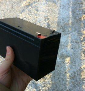 Аккумулятор для ИБК