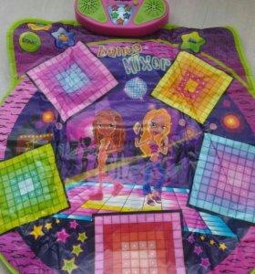 Танцевальный коврик для детей