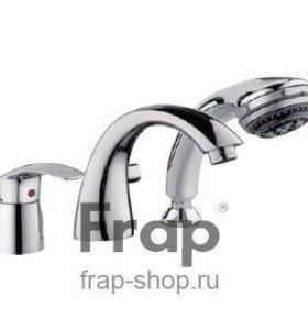 Смеситель на борт ванны Frap F1121