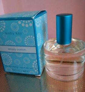 Simply Cotton Mary Kay