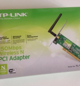 PCI Wi-Fi адаптер TP-Link TL-WN751ND