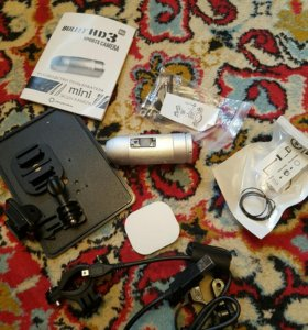 Экшн камера Bullet HD3